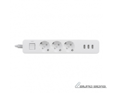 Xiaomi Mi Power strip with USB charger, 3-outlet, 3 USB..