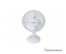ORAVA SF-10 Table Fan, Number of speeds 2, 20 W, Oscill..