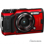 Olympus Digital Camera Tough TG-6 12 MP, Red ..