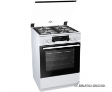 Gorenje Cooker K634WF Hob type  Gas, Oven type Electric..