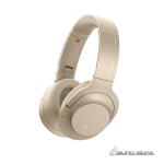 Sony WH-H900N  Over-ear, Gold, Noice cancelin..