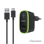 Belkin USB-C / USB-A cable with universal hom..