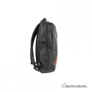"Genesis Laptop Backpack Pallad 100 Fits up to size 15,6 "", Black, 264082"