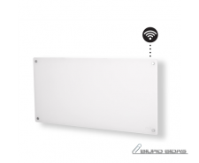 Mill Heater AV900WIFI Glass WiFi Panel Heater, 900 W, N..