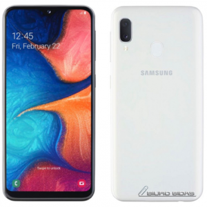 "Samsung Galaxy A20e White, 5.8 "", PLS TFT, 720 x 1560, Exynos 7884, Internal RAM 3 GB, 32 GB, microSD, Dual SIM, Nano-SIM, 3G, 4G, Main camera Dual 13+5 MP, Secondary camera 8 MP, Android, 9.0, 3000 mAh 264172"