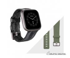 Fitbit Versa 2 Smart watch, NFC, OLED, Touchscreen, Hea..