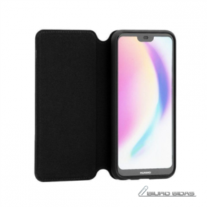 3SIXT Red Slim Folio Case (3S-1479) Huawei, P30 Lite, Textile, Black 266028