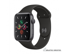 Apple Watch Series 5 GPS, 44mm Space Grey Aluminium Cas..