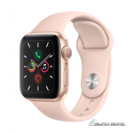 Apple Watch Series 5 GPS, 40mm Gold Aluminium..