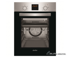 Simfer Oven 4207BERIM 47 L, Inox, Easy to clean, Pop-up..