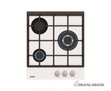 Simfer Hob H4.305.HGSBB Gas on glass, Number of burners..
