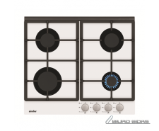 Simfer Hob H6.401.HGSBB Gas on glass, Number of burners..