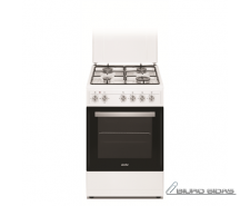 Simfer Cooker 4403SERBB Hob type Gas, Oven type Electri..