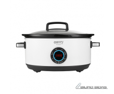 Camry Slow cooker CR 6410 600 W, Ceramic pot, 6.5 L, Nu..