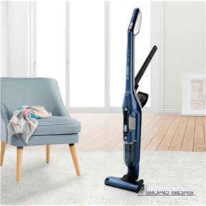 Bosch Vacuum cleaner Flexxo BCH3P255 Handstick 2in1, 55 min, 0.4 L, Blue, Li-Ion 272170