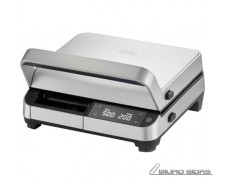 Caso Grill DG 2000 Contact, 2000 W, Stainless steel 272..