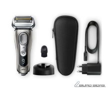 Braun Shaver 9325s Cordless, Charging time 1 h, Wet use..