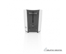 Gallet Toaster GALGRI219 White/Grey, Plastic, Number of..