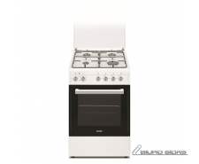 Simfer Cooker 5405SERBB Hob type Gas, Oven type Electr..