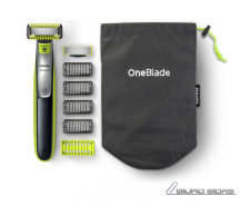 Philips Shaver QP2630/30 OneBlade Cordless, Charging ti..