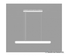 Yeelight Crystal Pendant Light 450-1700 lm, 33 W, 2700-..