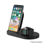 Belkin Wireless charging station for iPhone +..