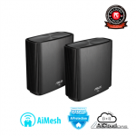 Asus Router ZenWifi AC (CT8) 2 Pack 802.11ac,..