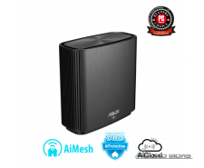 Asus Router ZenWifi AC (CT8) 1 Pack 802.11ac, 10/100/10..