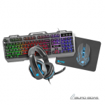 FURY GAMING COMBO SET 4IN1, KEYBOARD + MOUSE ..