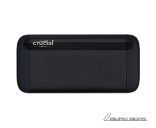 Crucial Portable SSD X8 500 GB, USB 3.1, Black 283064