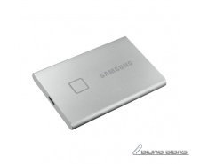 Samsung Portable SSD T7 2000 GB, USB 3.2, Silver, with ..