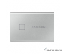 Samsung Portable SSD T7 500 GB, USB 3.2, Silver, with f..