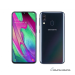 "Samsung Galaxy A40 Black, 5.9 "", Super AMOLED.."