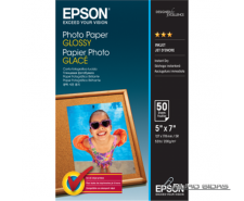 Epson Photo Paper Glossy 50 sheets, 13 x 18 cm, 200 g/m..