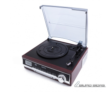 Camry Turntable CR 1168 Bluetooth, USB port, AUX in, Br..