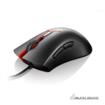 Lenovo Legion Optical Mouse, Black/Red, USB 2..