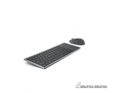 Dell Keyboard and Mouse KM7120W Wireless, 2.4 GHz, Blue..