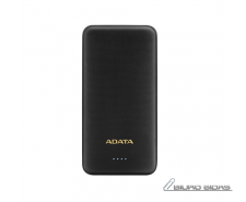 ADATA Power bank AT10000 10000 mAh, Dual USB, Black 295..