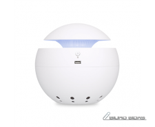 Duux Air Purifier Sphere White, 2.5 W, Suitable for roo..