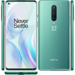 "OnePlus 8 Glacial Green, 6.55 "", Fluid AMOLED.."
