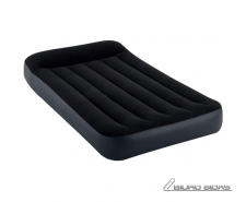Intex Twin Pillow Rest Classic Airbed 64146 Black 301419