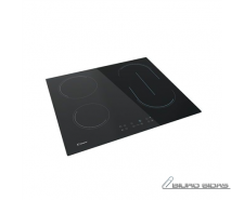 Candy Hob CH64BVT Vitroceramic, Number of burners/cook..
