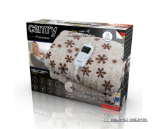 Camry Electric blanket CR 7430 Number of heating levels..