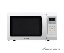 Winia Microwave oven KOR-81ABW Free standing, 800 W, Wh..