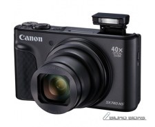 Canon Travel Kit SX740 20.3 MP, Optical zoom 40x x, Dig..