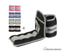 PROIRON Ankle Weight Set Weight Bands, 36 x 12 cm, 2 x ..