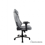 Arozzi Gaming Chair Primo Woven Fabric Grey/B..