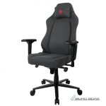 Arozzi Gaming Chair Primo Woven Fabric  Black..