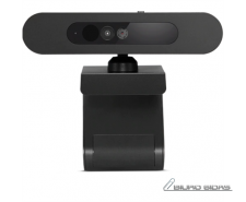 Lenovo Full HD Webcam 500 Black, USB-C, Windows Hello 3..