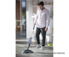 Bissell Mop SpinWave  Cordless operating, Washing funct..